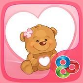 Sweet Bear GO Launcher Theme icon