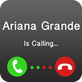 Ariana grande is calling you icon