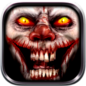 Halloween scary 2016 icon