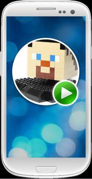 Puzzle Minecraft poster