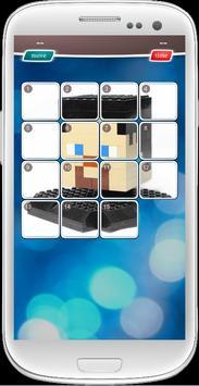 Puzzle Minecraft screenshot 2