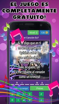 Adivina La Canción De Reggaeton screenshot 3