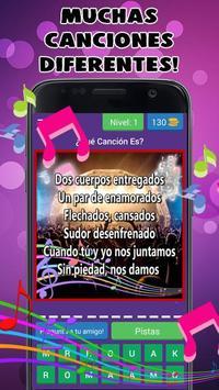 Adivina La Canción De Reggaeton screenshot 1