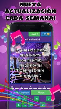 Adivina La Canción De Reggaeton screenshot 2