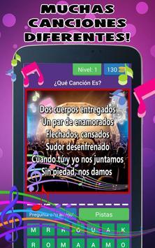 Adivina La Canción De Reggaeton screenshot 5
