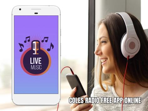 Coles Radio Free App Online for Android - APK Download