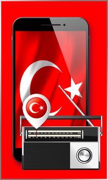 Turkish Radio Stations poster