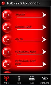 Turkish Radio Stations screenshot 1