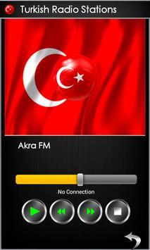 Turkish Radio Stations screenshot 2