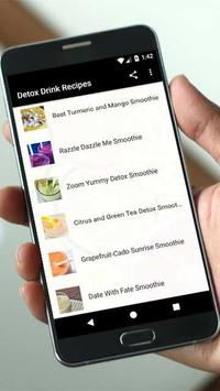 Detox Water Recipe - Detox Drinks screenshot 1