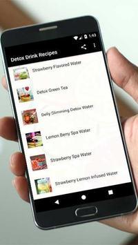 Detox Water Recipe - Detox Drinks screenshot 2