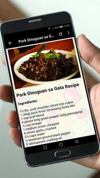 150+ Filipino Food Recipes screenshot 2