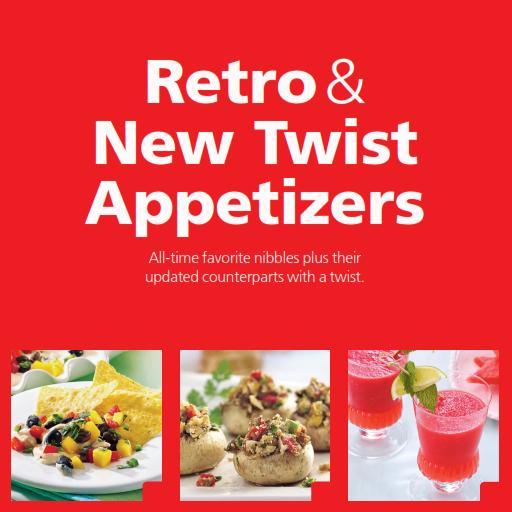 best Retro & Twist Appetizers poster