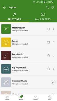 7 Schermata Suonerie Gratis per Android™