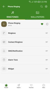 8 Schermata Suonerie Gratis per Android™