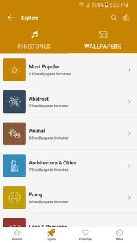 11 Schermata Suonerie Gratis per Android™