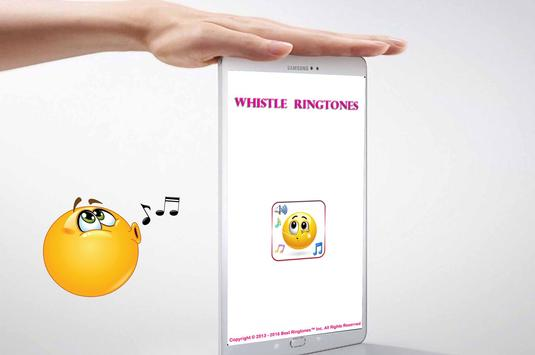 Whistle Ringtones screenshot 6