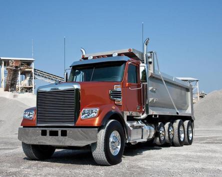 Wallpapers Truck Freightliner apk screenshot