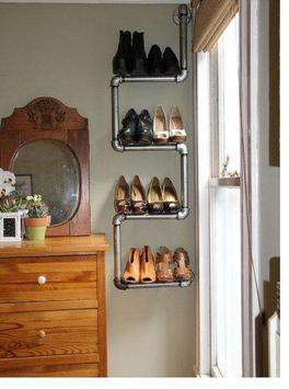 best shoe storage solutions poster