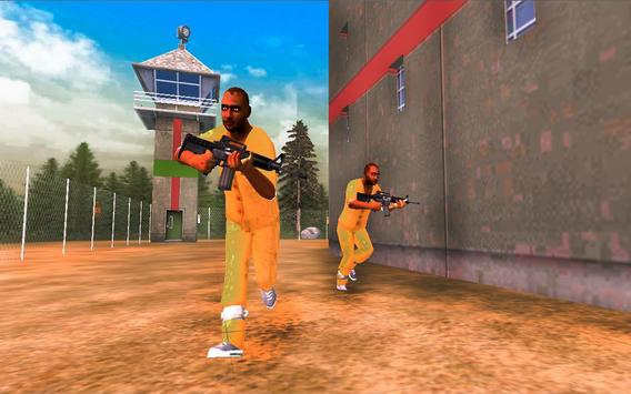 Private Security Prison Battle screenshot 4