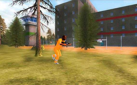Private Security Prison Battle screenshot 1