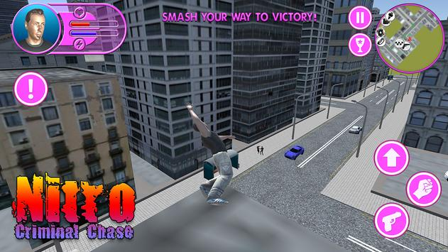 Nitro Criminal Chase screenshot 4