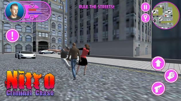 Nitro Criminal Chase screenshot 9