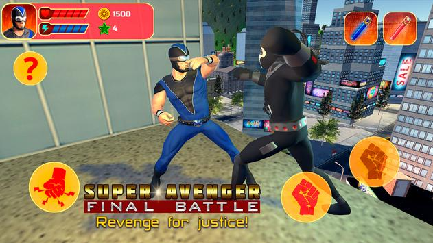 Super Avenger: Final Battle apk screenshot