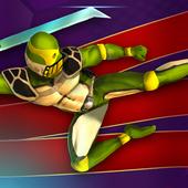 Turtles: Mutant Heroes icon
