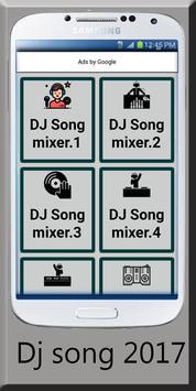 DJ Song poster