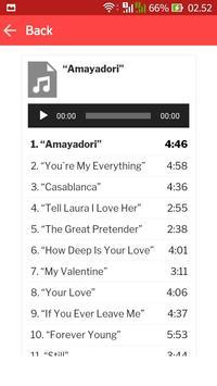 Best Songs Player Mp3 screenshot 1