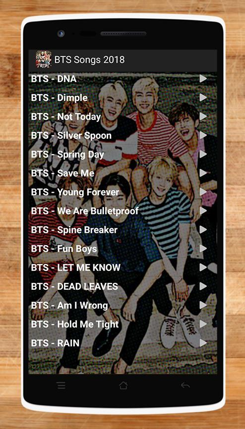 BTS Songs 2018 for Android - APK Download