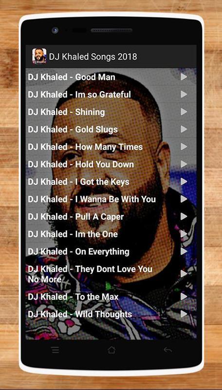 dj khaled so grateful download