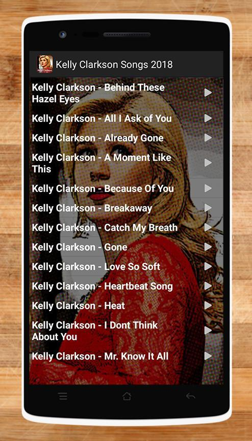 Kelly Clarkson Songs 2018 for Android - APK Download