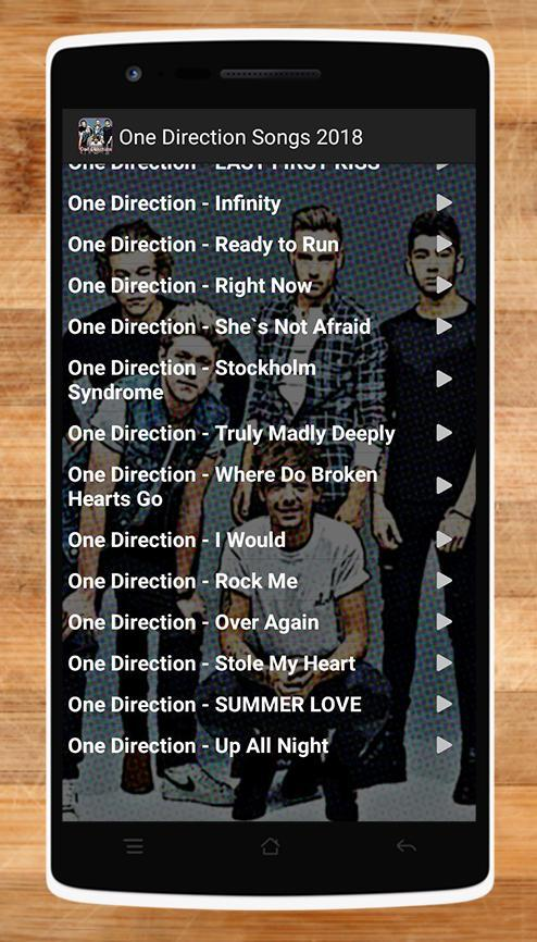 One Direction Songs 2018 for Android - APK Download