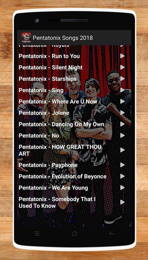 Pentatonix Songs 2018 for Android - APK Download