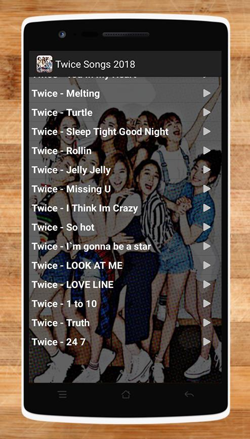 Twice Songs 2018 For Android Apk Download