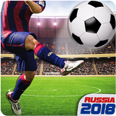 Real Football Game 2018 icon