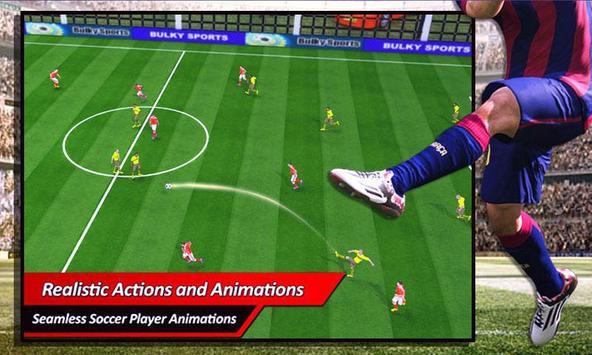 Real Football Game 2018 screenshot 3
