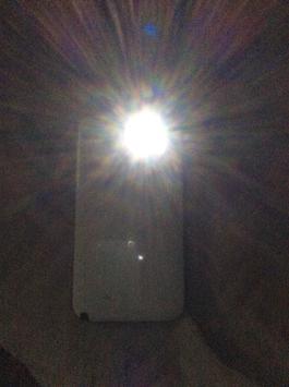 Super Bright Flashlight poster