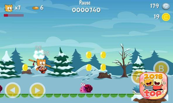 Ollie The Teeny Cat Ninja screenshot 22