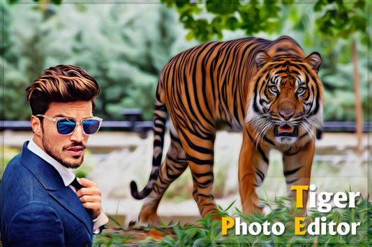 Tiger Photo Frames - Tiger Photo Editor APK Download - Free ...