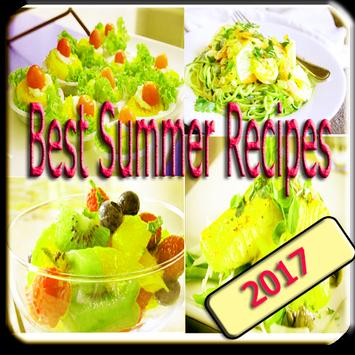 best Summer Food Recipes 2017 poster