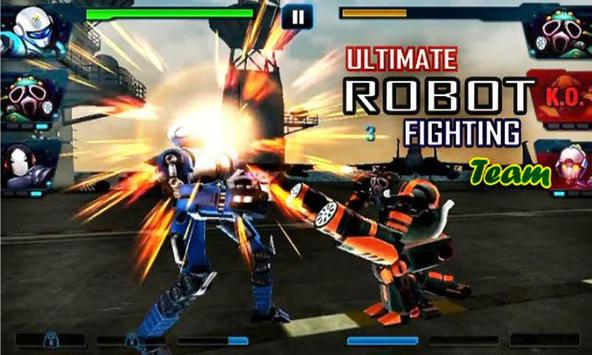 Win of Robot Fighting Team screenshot 2