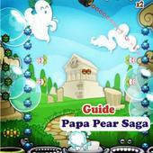 Guide for Papa Pear Saga icon