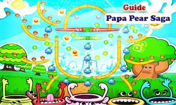 Guide for Papa Pear Saga poster