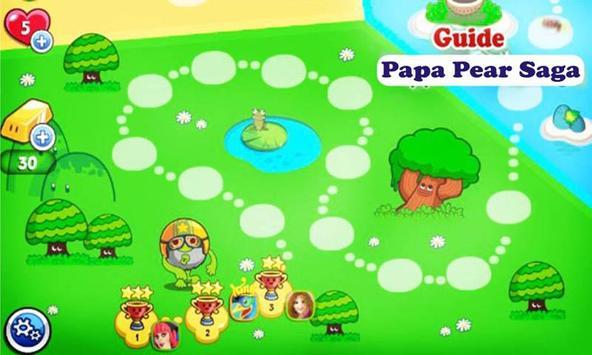 Guide for Papa Pear Saga screenshot 1