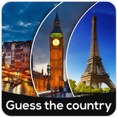friends quiz : countries of the world icon