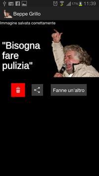Beppe Grillo screenshot 1