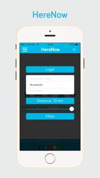 HereNow apk screenshot